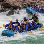 River Rafting with Aquaterra Adventures on the Ganga River