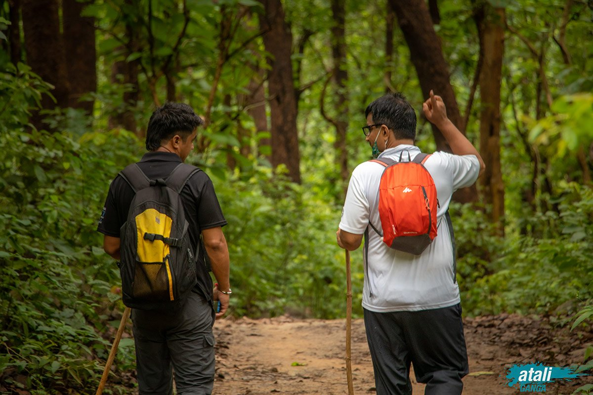 Hikes from Atali : Manjhalli Hike